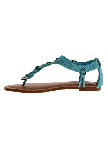 Mınnetonka Sandalet Turkuaz
